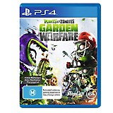 Videojuego Plants Vs. Zombies Garden Warfare para PS4