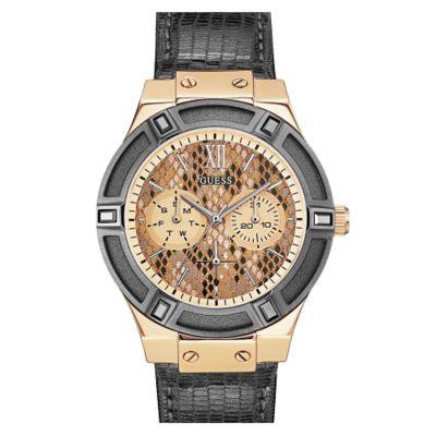 Guess Reloj Dama Cuero Marr&oacuten