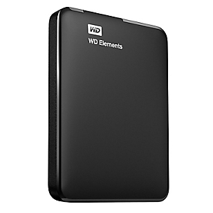 Disco Duro 1 TB USB 3.0 Negro