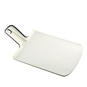 Tabla de Picar Chop2pot Plus Blanca Mediana