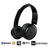 Audífono Bluetooth con NFC Negro