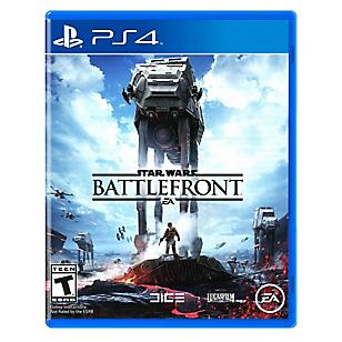 Videojuego para PS4 Star Wars: Battlefront