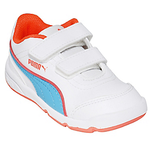 Zapatillas Niño Stepfleex Kids Blanco