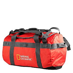 Travel Duffle 50l Rojo