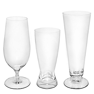 Set 3 Vasos para Cerveza Boutique