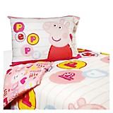 Edredón Peppa Pig Pig Paris 1.5 Plazas
