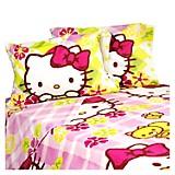 Set de Edredón Hello Kitty  1.5 plazas