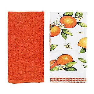 Secador Set X2 Naranjas Nar