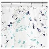 Cortina de Baño Floral Twiggy