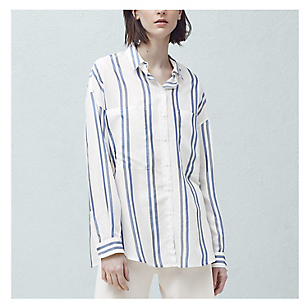 Camisa Mujer Easy Oversize