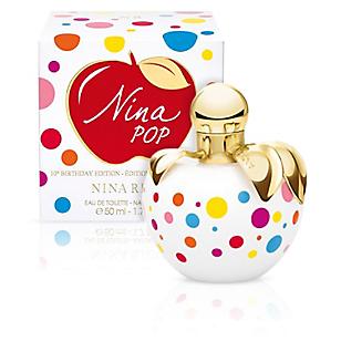 Fragancia Nina Pop Edt 50 ml