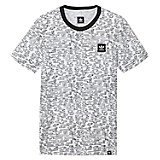 Polo Hombre Fantasia Pitted AOP Tee