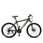 Bicicleta Montañera  Galaxy Aro 26 Negro / Verde