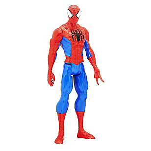 Figura Spider-Man Titan Hero SpiderMan