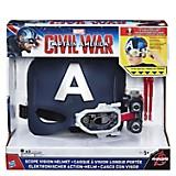 Casco AVG CW Capitán América Stealth Vision