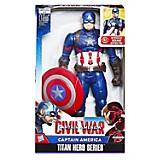Figura Electrónica Capitán América AVG CW