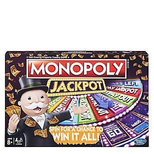 Juego MON Monopoly Jackpot