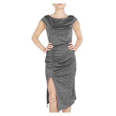 Denimlab Vestido M/C Lurex R