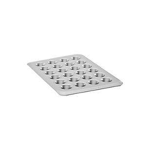 Molde x24 cavidades mini muffins- antiadherente