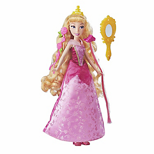 Figura Muñeca Peinados de Princesa