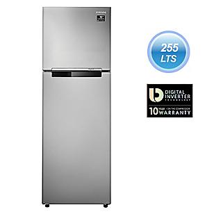 Samsung Refrigeradora 255 lt RT25FARADSP Silver