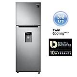 Refrigeradora 318 lt RT32K5730SL Silver
