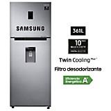 Refrigeradora 361lt RT35K5930SL Silver