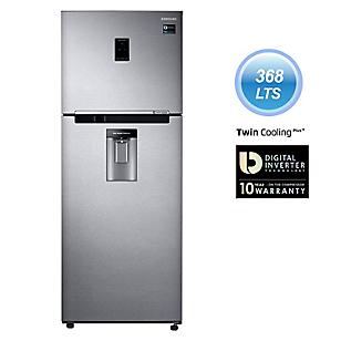 Samsung Refrigeradora 368 lt RT38K5982SL Silver