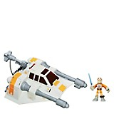 Vehículo Star Wars Héroes Galácticos