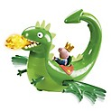 Set Dragon Volador Peppa