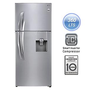 Refrigeradora 365 lt GT42WGP.APZGLPR Silver