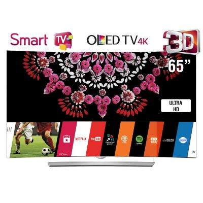 LG LED Curvo 65EG9600 OLED TV 4k Cinema 3D