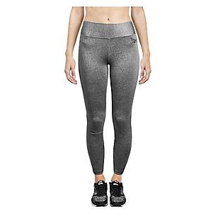Legging Long Basic Charcoal
