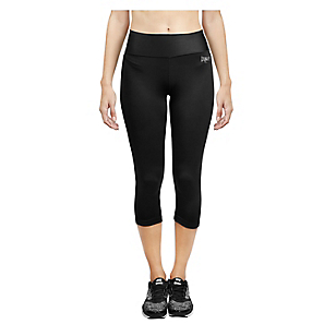 Legging Mid Basic Negro