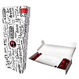 Caja con 10 Rosas Rojas 50 cm