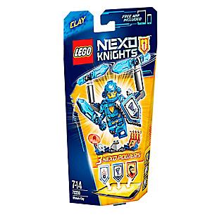 Muñeco Armable Nexo Knights Ultimate Clay