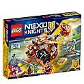 Set Nexo Knights Triturador de Lava de Moltor