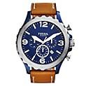 Reloj Cuero Hombre JR1504