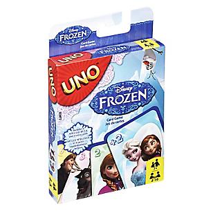 Cartas Uno Frozen