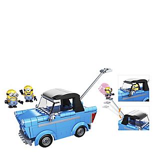 Vehículo de Travesuras Minions