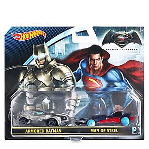 Vehículos de Acción Batman V Superman Pack x2 Unid