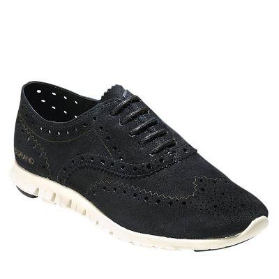 Cole Haan Zapatos Vestir Mujer CH Zerogrand D44060 Negro