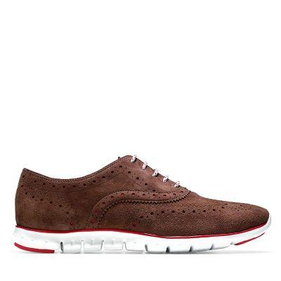 Cole Haan Zapatos Vestir Mujer CH Zerogrand W02107 Marr&oacuten