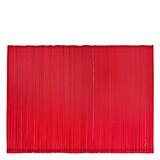 Individual x 4 Bamboo Rojo