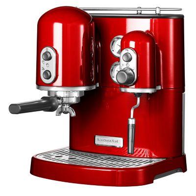 KitchenAid Cafetera Espresso Artisan Rojo Imperial