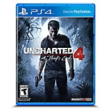 Videojuego Ps4 Uncharted 4: A Thief's End