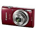 Cámara PowerShot 20 MP 8x Elph 180 Rojo