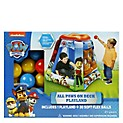 Inflable 20 Pelotas Paw Patrol