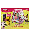 Inflable con 20 Pelotas Minnie