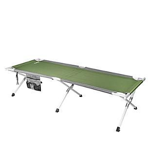 Catre Aluminium Stretcher Bed